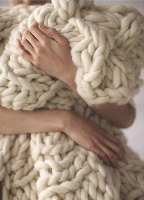 ber ideen zu grobstrick decken auf pinterest decken schwere wolldecke und stricken. Black Bedroom Furniture Sets. Home Design Ideas