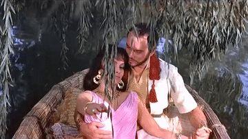Yul Brynner as Solomon Gina Lollobrigida as Sheba Solomon and Sheba (1959)