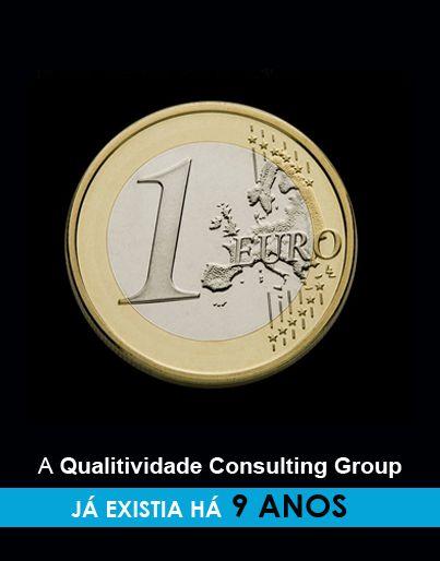 Qualitividade Consulting Group - 20 anos Em 2002, o euro começou a circular em Portugal.....