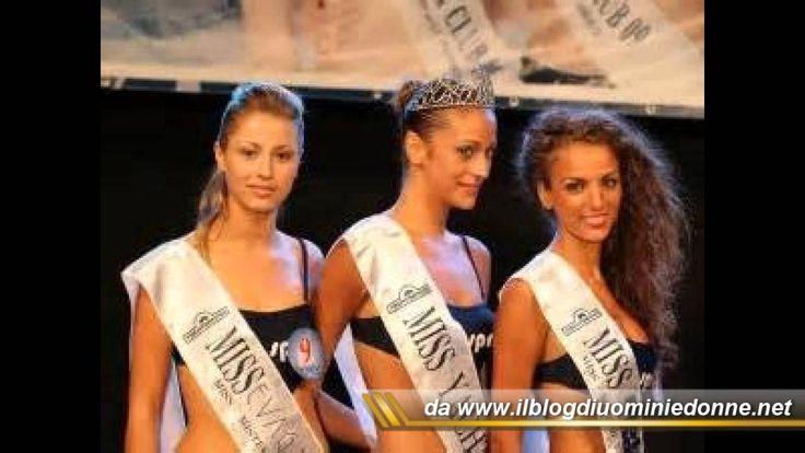 Intervista alla modella Rosaria Aprea che accusa la vincitrice di Miss Italia Clarissa Marchese di essere stata un'insensibile nei suoi confronti