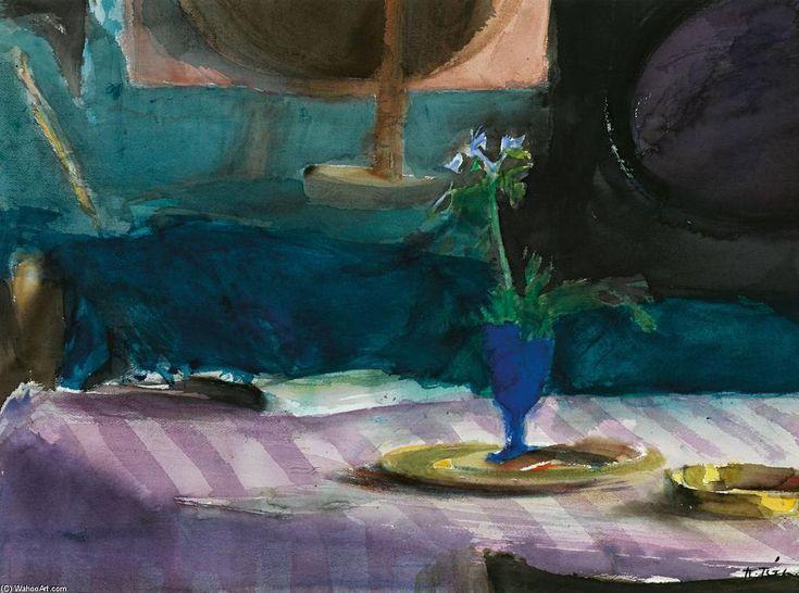 Still Life (4) by Panayiotis Tetsis