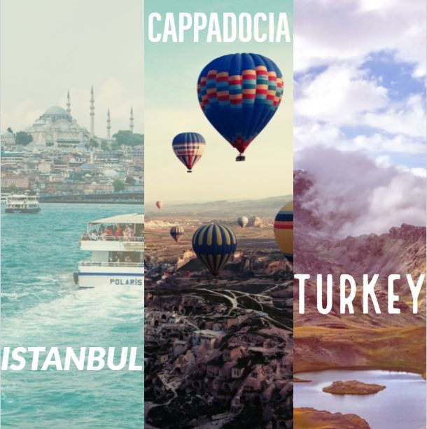 While planning a trip to #Istanbul, I read about #Cappadocia and just had to see both. #Turkey #Europe #MiddleEast #Asia #travel #traveling #explore #exploring #adventure #traveltips #travelersnotebook #travellife #travelmore #exploremore #adventuretime #adventureawaits #palace #castle #Turkishcastle #Turkishfood #food #coffee #turkishcoffee #yummy #turkishbreakfast #turkish