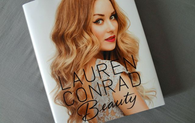 Lauren Conrad beauty Book - Hair and Make Up Tips - $14.95