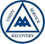 Alcoholics Anonymous symbol unity service recovery clip ...