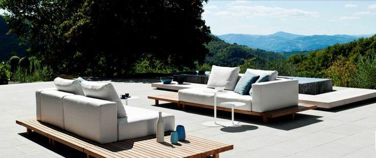 9 best Tribù Vis á Vis images on Pinterest | Backyard furniture ...