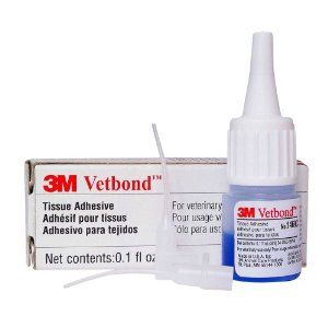 Vetbond is a skin super glue used to close cuts or breaks in the skin. As the name implies, Vetbond was developed for use on animals in veterinary procedures. It is very similar to surgical glues made for humans, but at a fraction of the cost. Learn more here: http://insidefirstaid.com/personal/first-aid-kit/vetbond-skin-glue-for-emergency-situations #vetbond #skin #glue #firstaidkit