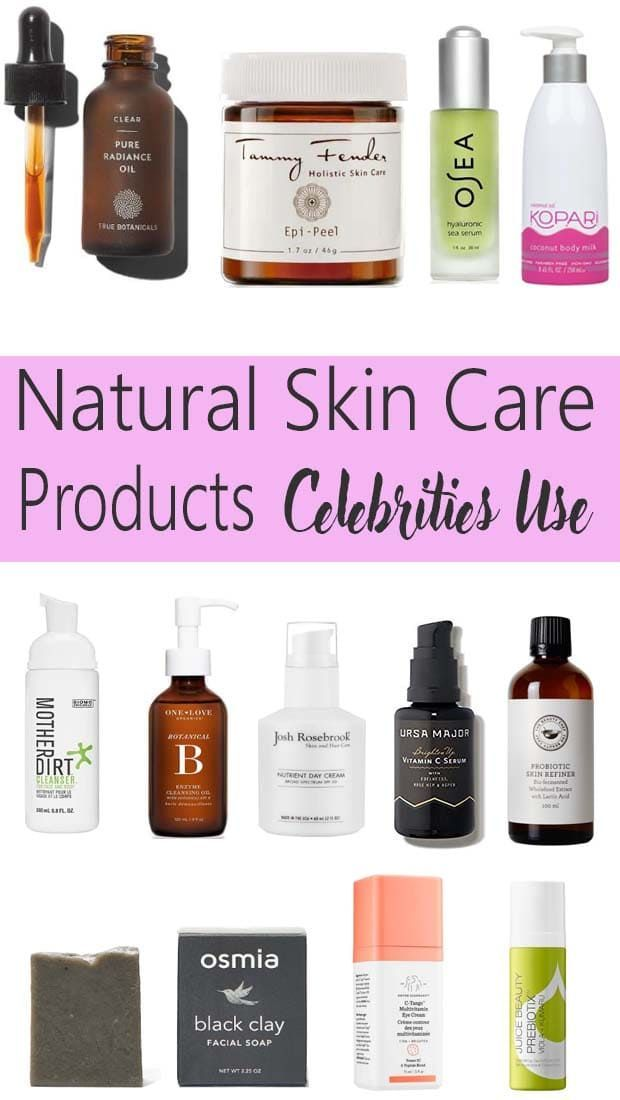 Pin On Natural Beauty Products