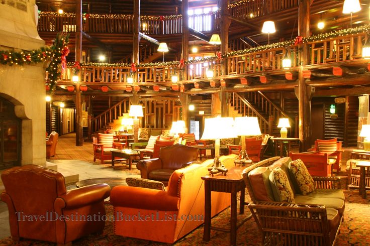chateau montebello - Google Search