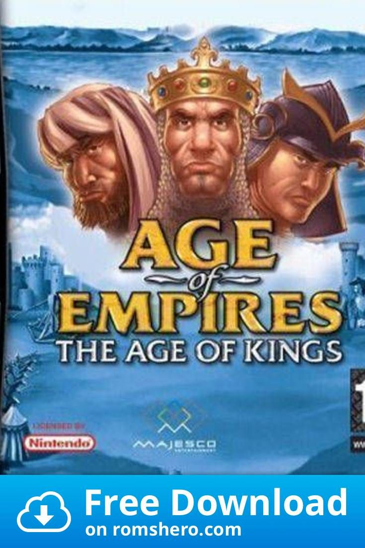 Download Age Of Empires The Age Of Kings Nintendo Ds Nds Rom