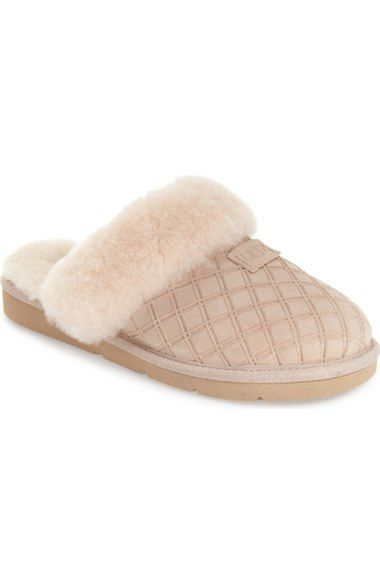 UGG® Cozy Genuine Shearling Slipper (Women) available at #Nordstrom