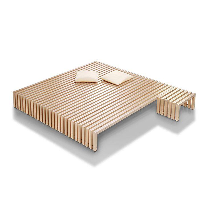 Stabiles Bett aus Massivholz, in vielen Varianten und Farben erhältlich. Entdecken Sie unsere große Auswahl an Betten und Zubehör. Im Onlineshop bei Japanwelt