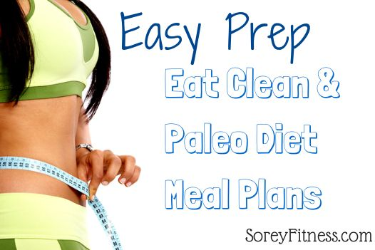 Eat Clean Meal Plans for Weight Loss: Your Eating Plans for New Years Resolutions