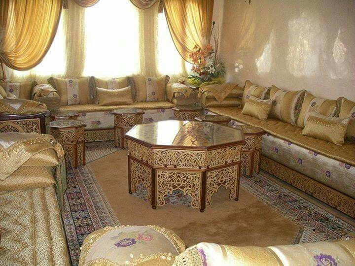 17 mejores im genes sobre salones marroquies salons - Decoracion marruecos ...