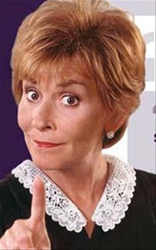 10 Invaluable Life Lessons I Learned From Judge Judy Ha! This is funny and so very, very true!