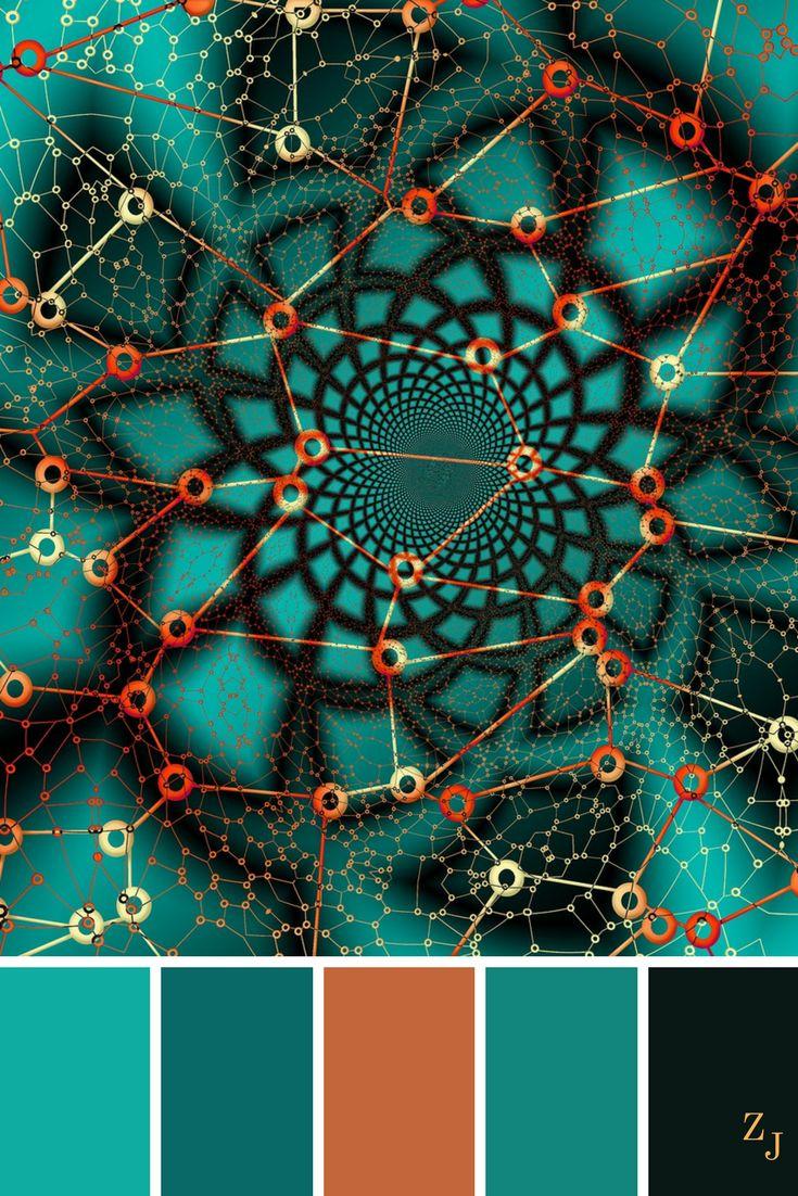 1120 best Mixing Colors images on Pinterest | Color palettes, Colour ...
