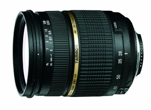 Tamron AF 28-75mm f/2.8 SP XR Di LD Aspherical (IF) for Canon Digital SLR Cameras - may be a good alternative to Canon's lens at 1/3 the price
