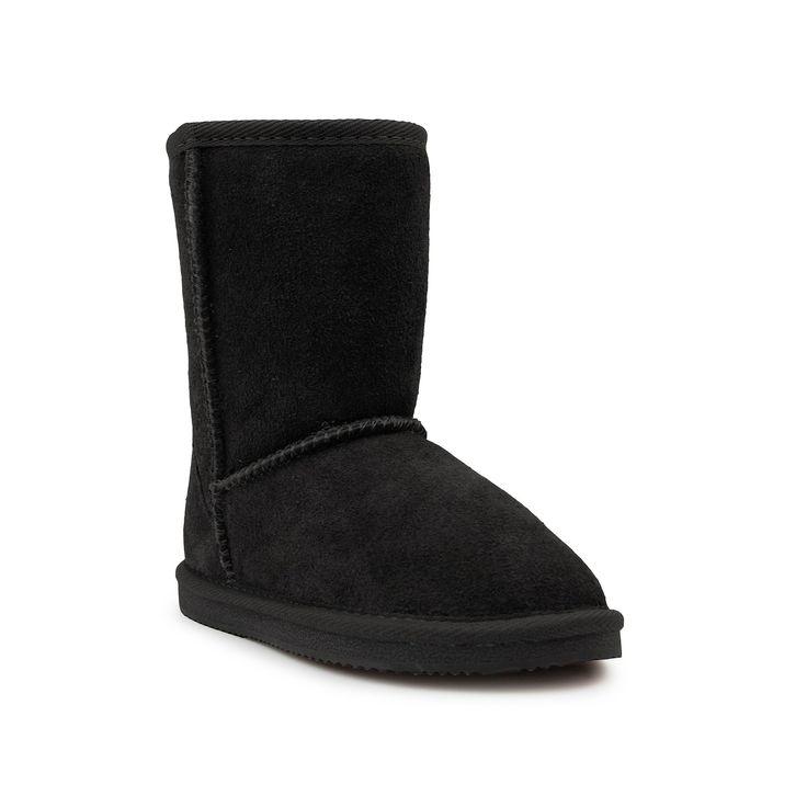 LAMO Classic Toddler Girls' Boots, Girl's, Size: 8 T, Black