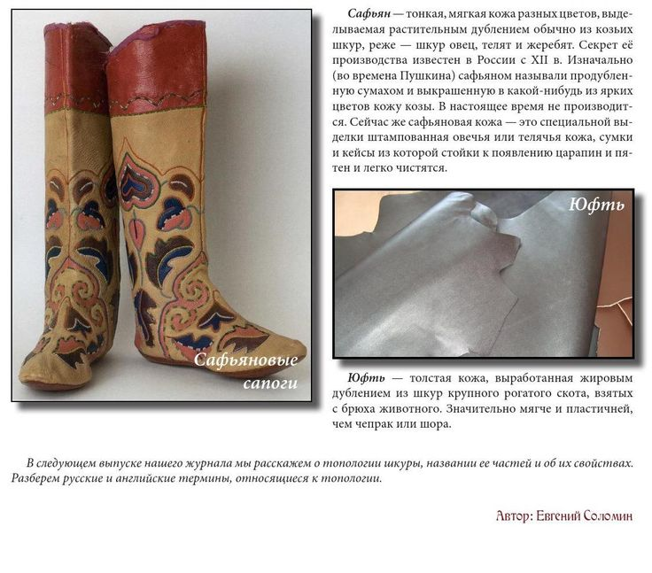 """#ClippedOnIssuu from Journal """"LeatherCrafting"""" Russian"""