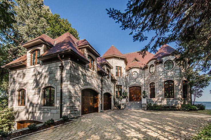 Pointe Claire, Quebec, 27 Avenue Claremont, Pointe-Claire, QC H9S 5C6, Canada - page: 1 #mansion #dreamhome #dream #luxury http://mansion-homes.com/dream/pointe-claire-quebec/