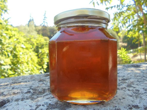 Greek Honey Raw Unfiltered Unheated Organic by MelirrousBees