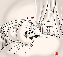 «Good Night Story» de Panda And Polar Bear