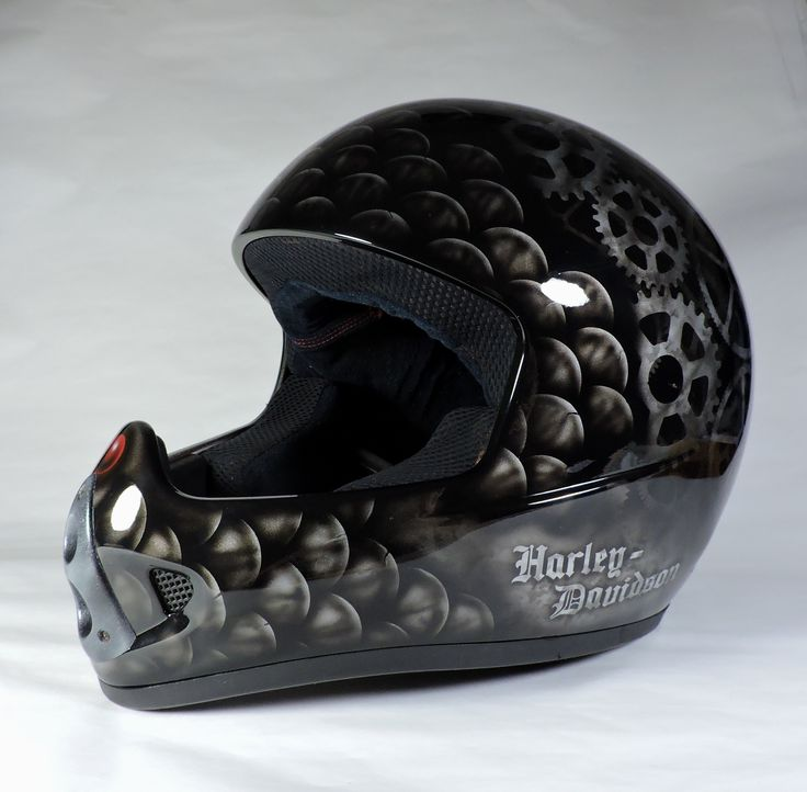"Capacete para HD ""Red Dot"""