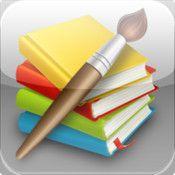 Book Maker  tvorba s možností obrázků, textu a zvuku, na závěr se nahraje jako video