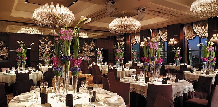 Wedding Venue of Shangri-La Hotel, Tokyo