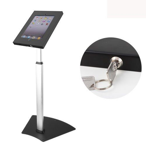 Impact Mounts Ipad Adjustable Height Floor Stand with Anti-theft Lock with Key Fits Ipad 2 3 4 Air Kiosk Safe Security Public Floor Stand Cable Management Impact Mounts http://www.amazon.com/dp/B01AW52654/ref=cm_sw_r_pi_dp_oKwSwb0P2NJXC