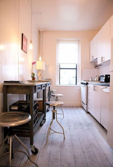 Small Space Style: Studio Kitchens from Our Tours | Apartment Therapy
