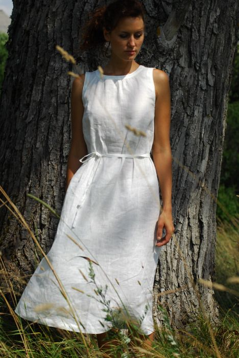 """This dress gets me in the mood for a picnic...Image of Robe """"Ksenya"""", jour & nuit, version adulte"""