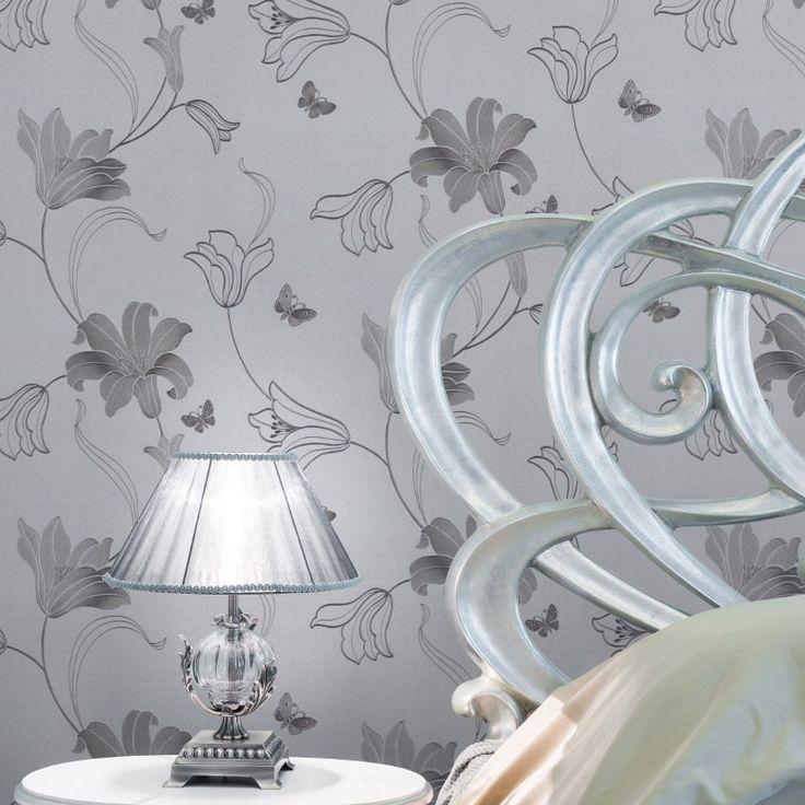 17 Best ideas about Metallic Wallpaper on Pinterest ...