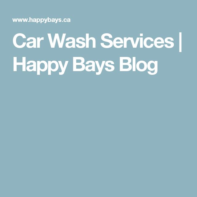 71 best car wash calgary images on pinterest calgary bays and car wash services happy bays blog solutioingenieria