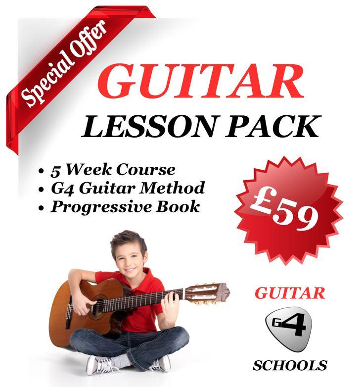 Guitar Lessons UK