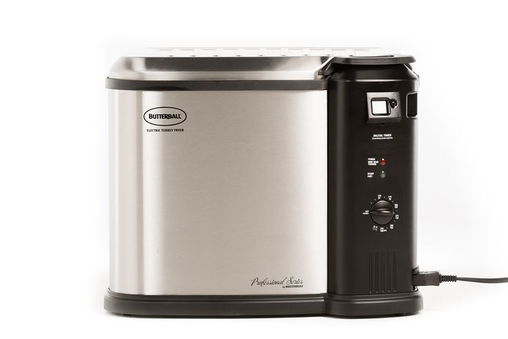 23011615 Butterball® XL Indoor Electric Turkey Fryer – Masterbuilt