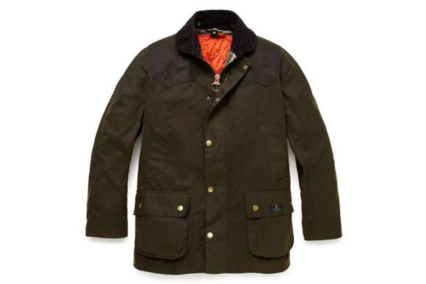 Jack Spade x Barbour Collection.