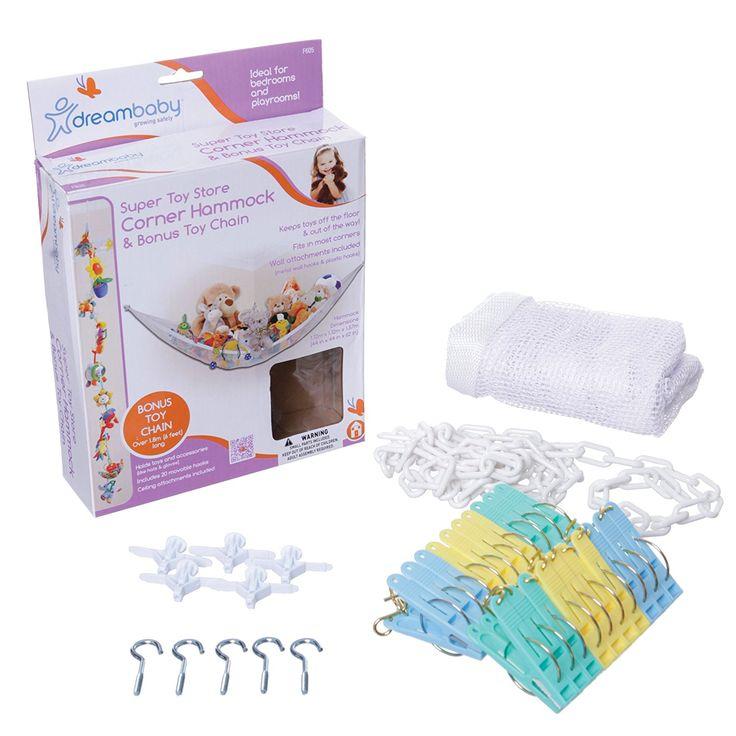 Dreambaby G605 - Amaca a rete angolare per giocattoli: Amazon.it: Prima infanzia