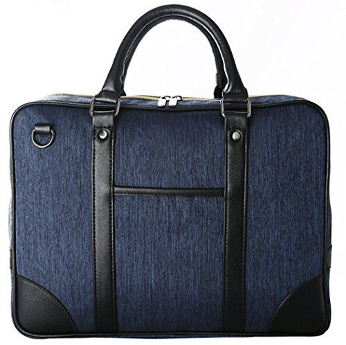 Coofit Sac à main homme Porte-documents Oxford Sacoche Business homme d'ordinateur Sac Bandoulière Messenger Mens: Des hommes cool…