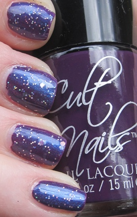 Sky Pirate over Cult Nails Vicious..I think I'm in love! <3 <3: Nails Polish Lov, Nails Vicious I, All Nails Branding, Nails Viciousi, Cult Nails