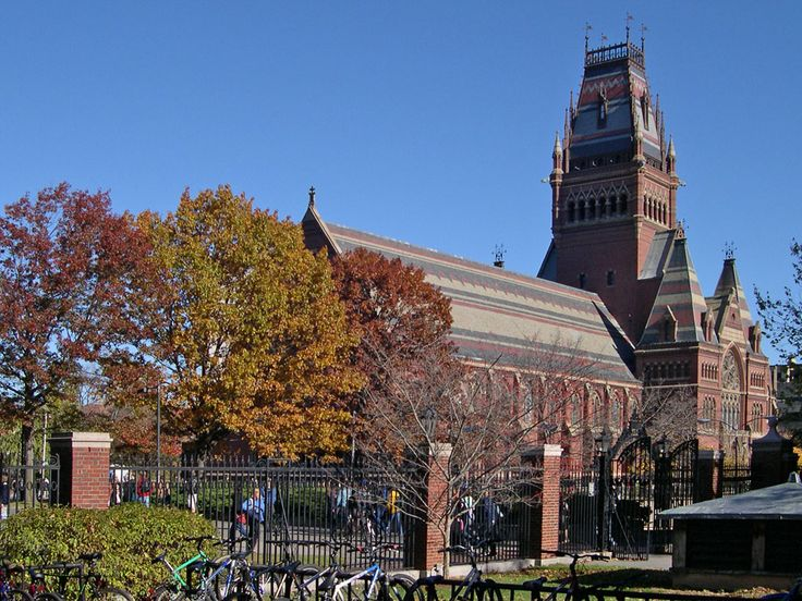 Harvard | Harvard_college_-_annenberg_hall 150