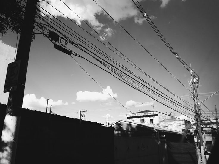 Cables / wires | sofiavalentini | VSCO Grid