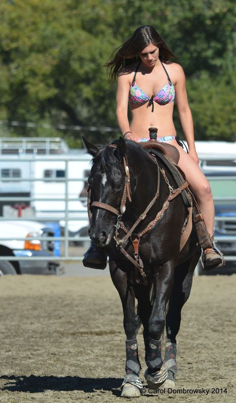 Barrel racing bikini  HW  Barrel Racing Bikinis Horses