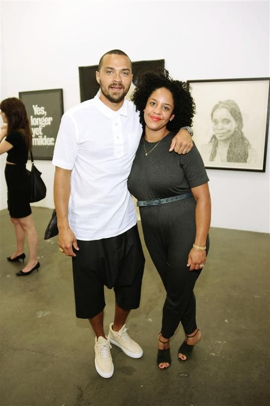 "Jesse Williams had yet to achieve ""Grey's Anatomy"" fame when he met his future wife, real estate agent Aryn Drake-Lee Williams, while he was working as a teacher in New York."