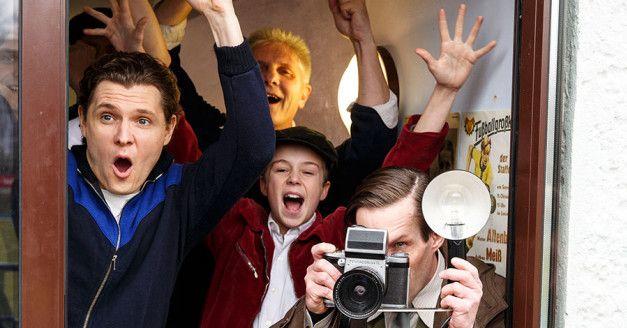 "145€ | -40% | #Hamburg - Musicalerlebnis ""Wunder von Bern"" inkl. 5-Sterne #Privathotel #Lindtner"