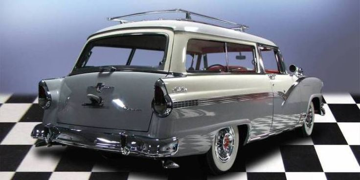 1956 ford parklane 2 door station wagon 1956 ford for 1956 ford 2 door station wagon