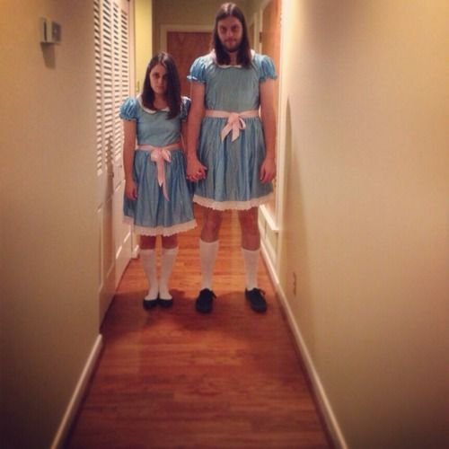 The Shining Scary Couples Halloween Costumes