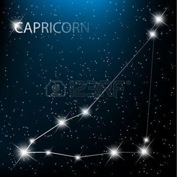 sterrenbeeld%3A+Steenbok+vector+teken+van+de+dierenriem+heldere+sterren+in+de+kosmos.