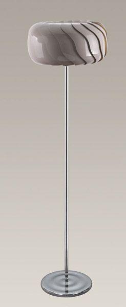 Lampa Solero lampa podłogowa grey MAXlight lampy - oświetlenie domu