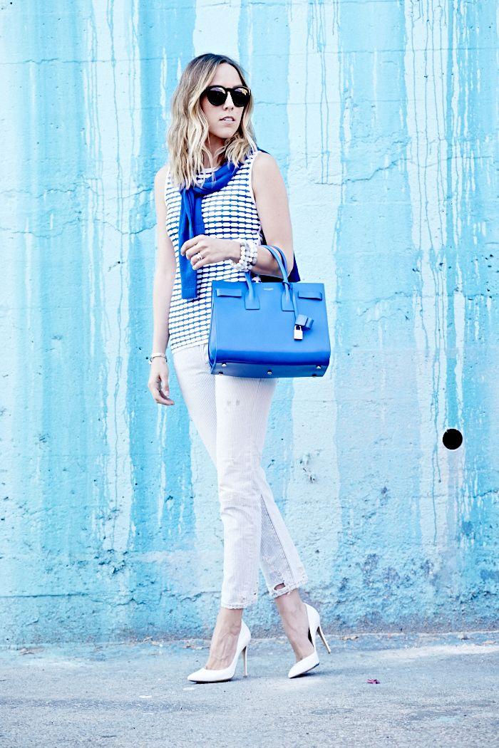 Blue On Blue   Damsel in Dior