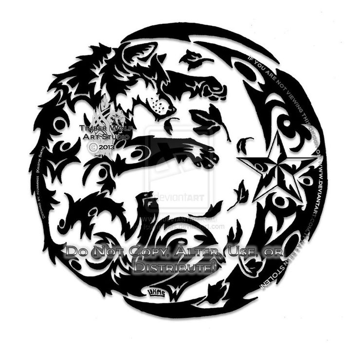 25 best ideas about tribal moon tattoo on pinterest